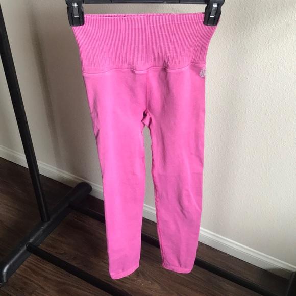 c7312a6a82752 Free People Pants | Fp Movement Shanti Legging Pink | Poshmark